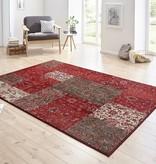 Hanse Home Patchwork vloerkleed - Susa kirie rood