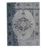 Brinker carpets Vintage vloerkleed - Meda Denim Blue