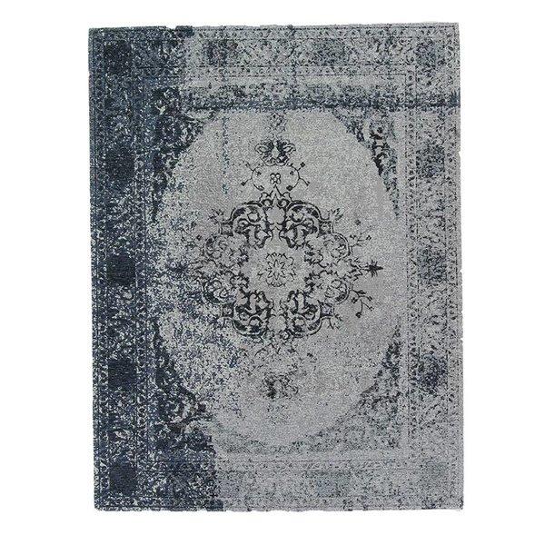Vintage vloerkleed - Meda Denim Blue