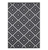 Hanse Home Modern Vloerkleed - Susa Snug grijs/zwart