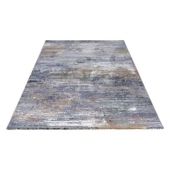 ELLE DECORATION Modern Vloerkleed - Arty Meerkleurig Wash
