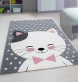 Adana Carpets Kindervloerkleed - Anna Kat Roze