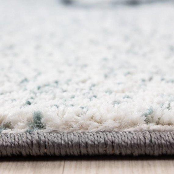 MoMo Carpets Kindervloerkleed - Olifant Blauw