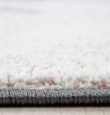 Adana Carpets Kindervloerkleed - Anna Olifant Roze