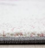 MoMo Carpets Kindervloerkleed - Olifant Roze