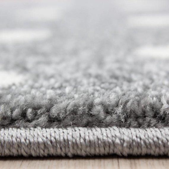 MoMo Carpets Kindervloerkleed - Blauwe Kat Rond