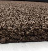 Hoogpolig vloerkleed - Life Bruin