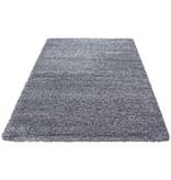 Adana Carpets Hoogpolig vloerkleed - Life Grijs