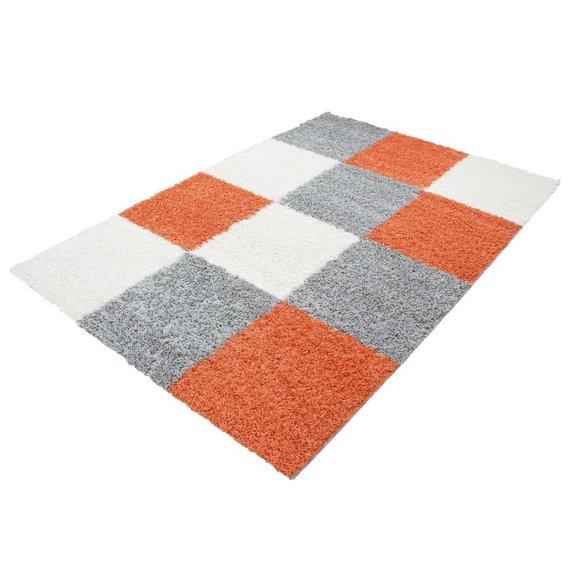 Adana Carpets Hoogpolig vloerkleed - Cube Terra