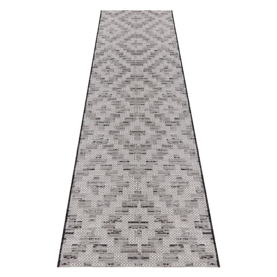 ELLE Decor Patroon vloerkleed – Curious Grijs/Creme Creil