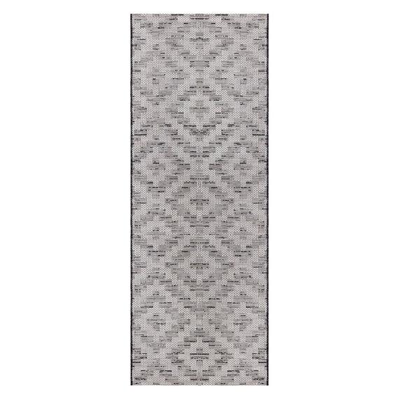 ELLE Decor Patroon vloerkleed – Curious Grijs/Crème Creil