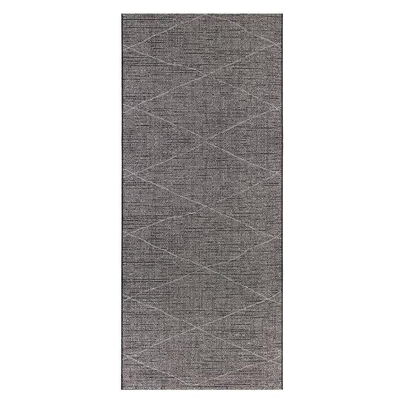 ELLE Decor Modern vloerkleed – Curious Antraciet/Grijs Blois