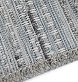 ELLE Decor Modern vloerkleed – Curious Blauw/Antraciet Laval
