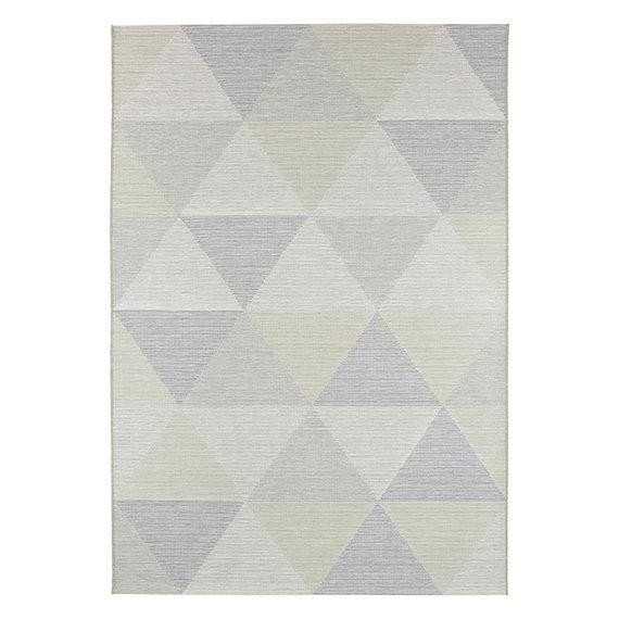 ELLE DECORATION Modern vloerkleed – Secret Groen Sevres