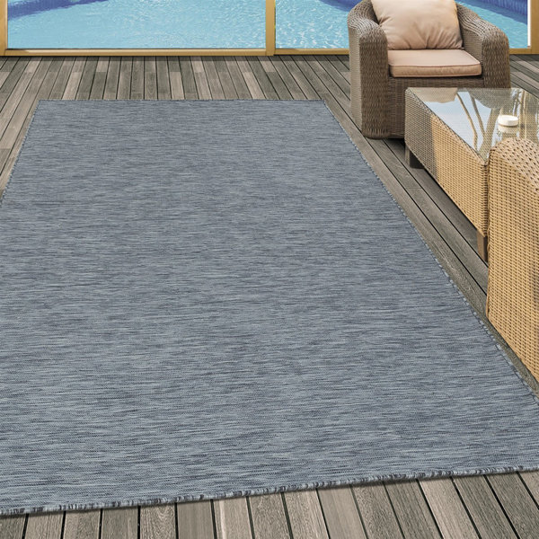 Adana Carpets Buitenkleed - Sunny Antraciet