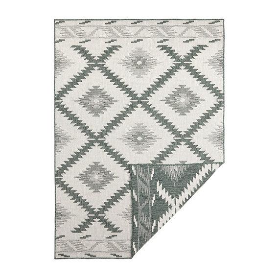 Bougari Buitenkleed - Malibu Groen/Creme