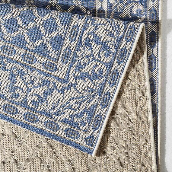 Bougari Buitenkleed - Royal Blauw