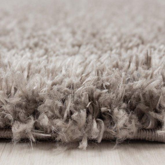 Adana Carpets Hoogpolig vloerkleed - Ancona Beige