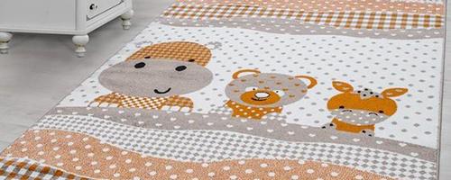 Vloerkleden voor de babykamer