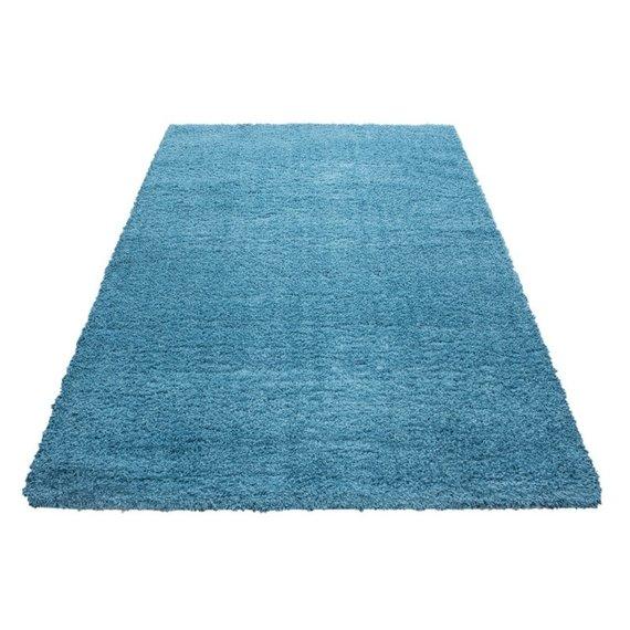 Adana Carpets Hoogpolig vloerkleed - Ancona Turquoise