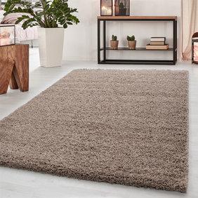 Adana Carpets Hoogpolig vloerkleed - Sade Beige