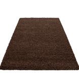 Adana Carpets Hoogpolig vloerkleed - Sade Bruin