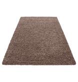 Adana Carpets Hoogpolig vloerkleed - Sade Mokka
