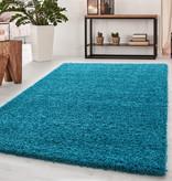 Adana Carpets Hoogpolig vloerkleed - Sade Turquoise
