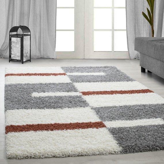 Adana Carpets Hoogpolig vloerkleed - Gala Terra