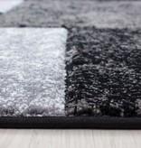 Adana Carpets Modern vloerkleed - Tetris Turquoise 1330