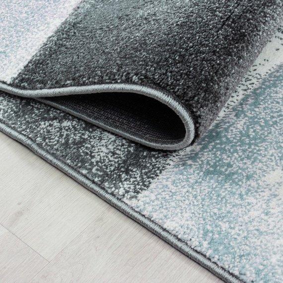 Adana Carpets Modern vloerkleed - Tetris Blauw 1710