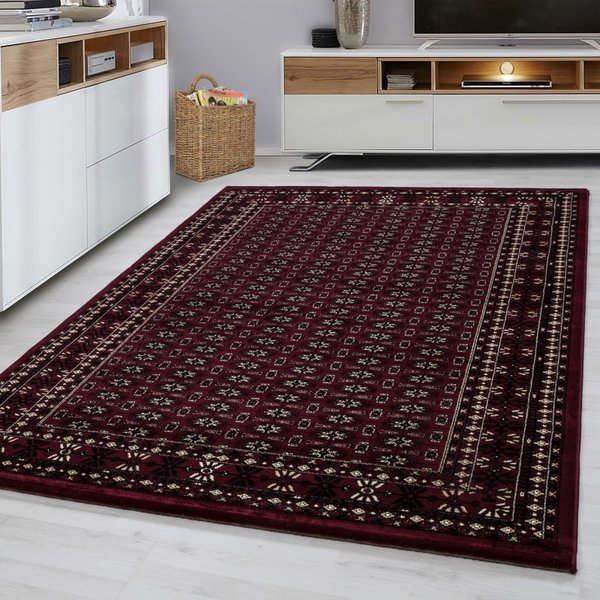 Adana Carpets Oosters vloerkleed - Marrakesh Rood 351
