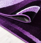 Adana Carpets Modern vloerkleed - Jena Paars 9210