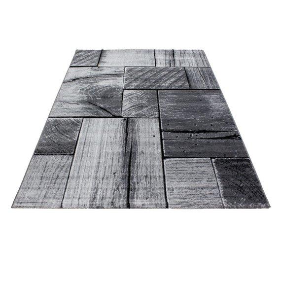 Adana Carpets Modern vloerkleed - Jena Zwart 9260
