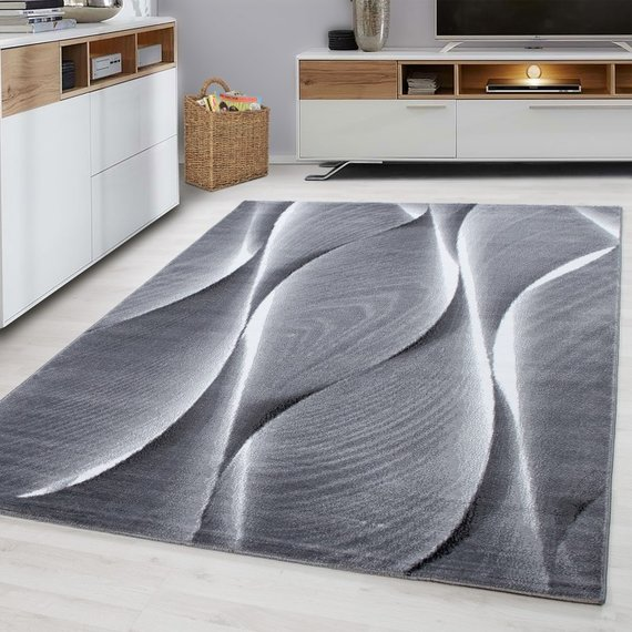 Adana Carpets Modern  vloerkleed - Jena Zwart 9310