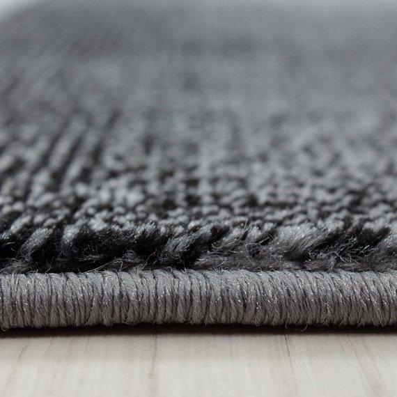 Adana Carpets Modern vloerkleed - Jena Zwart 9320