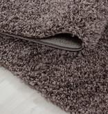 Adana Carpets Hoogpolig vloerkleed - Life Taupe
