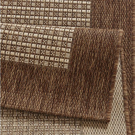 Hanse Home Klassiek vloerkleed - Natural bruin