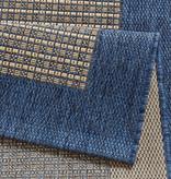 Hanse Home Klassiek vloerkleed - Natural blauw