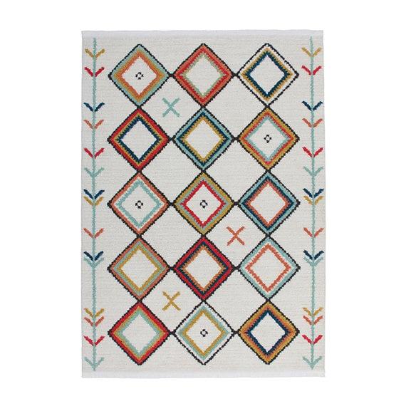 Kay Berber vloerkleed - Agaat 210 Multicolor