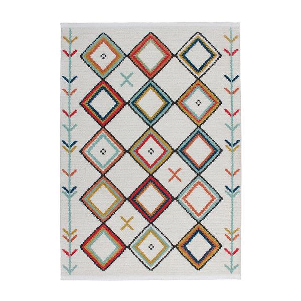 UITLOPEND- Berber vloerkleed - Agaat 210 Multicolor