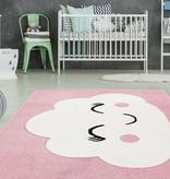 Kay Kindervloerkleed - Atlantisch Wolkje Roze