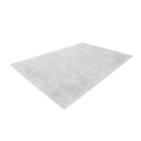 Kay Pastel vloerkleed - Basic Zilvergrijs 110