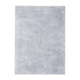 Kay Pastel vloerkleed - Basic Blauw 110