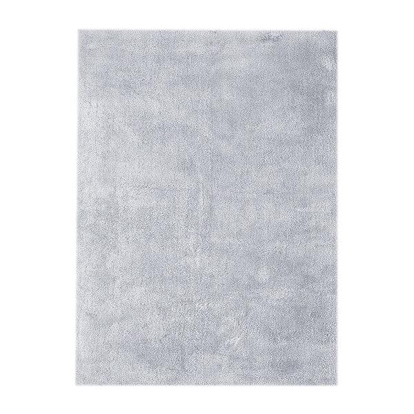 Pastel vloerkleed - Basic Blauw 110