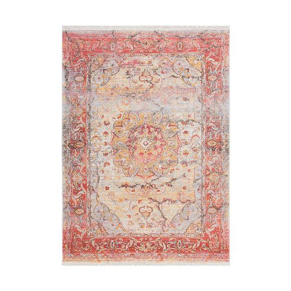 Kay Vintage vloerkleed - Tibaans Nagque Multicolor