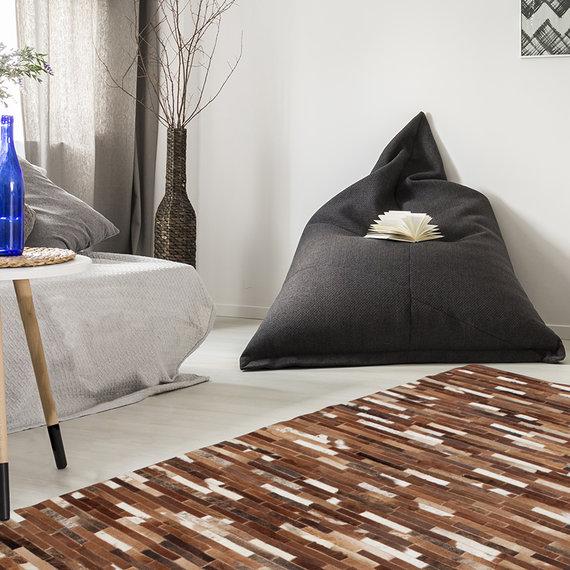 Kay Leren vloerkleed - Naturals Banjul Beige