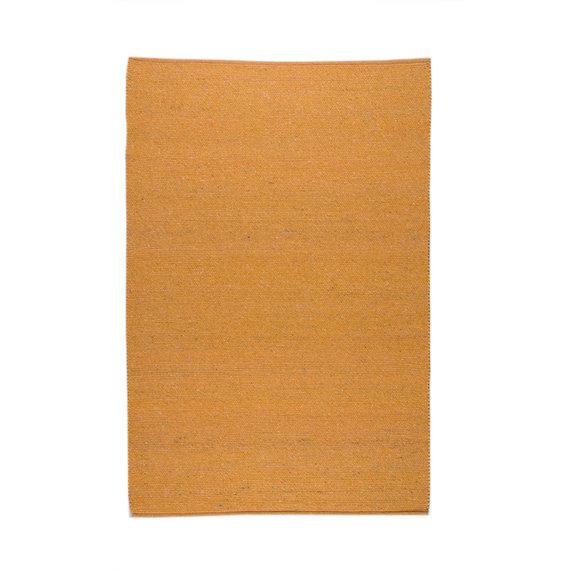 FRAAI Wollen vloerkleed - Wise Geel No. 378