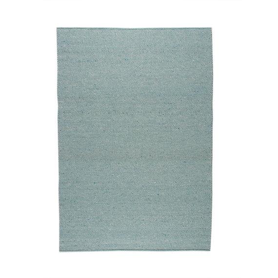 FRAAI Wollen vloerkleed - Wise Blauw  No. 364