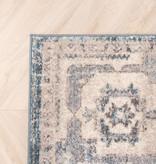 FRAAI Vintage vloerkleed - Inspire Creme/Blauw No. 215
